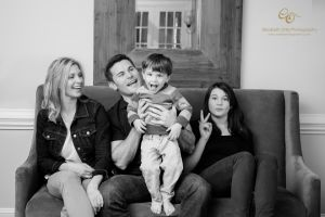 Lifestyle Family Portrait Photographer Charlotte